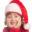 Cute little Santa Claus — Stock Photo #4401947