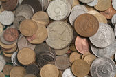 International coins — Stock Photo