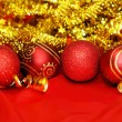 christmas balls — Stock Photo #4329119