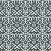 Grey seamless wallpaper pattern — Stock Vector