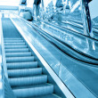 Moving escalator — Stock Photo #4242293