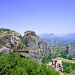 Beautiful rocks Meteora - Foto Stock