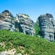 Beautiful rocks Meteora - Foto de Stock