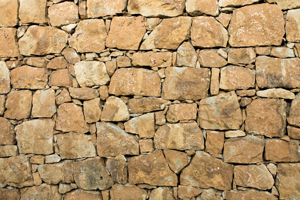Textura de piedra de la pared foto de stock 4241143 for Papel para pared imitacion piedra