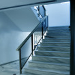 Modern stair in hotel — Stock Photo #5329262