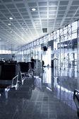 Havaalanında serin lounge — Stok fotoğraf
