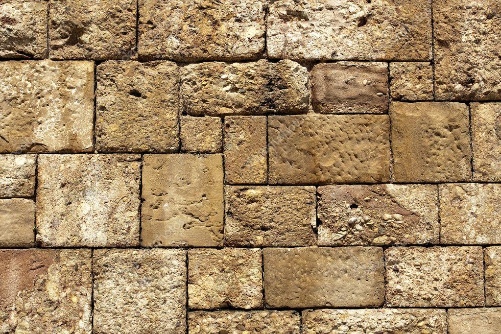 Textura de piedra de la pared foto de stock vladitto for Textura de pared