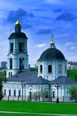 Famous Russian church — Stok fotoğraf