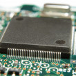 Stock Photo: Microprocessor.