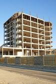 Building under construction. — Stock Photo