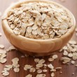 Oat flakes — Stock Photo #4068151