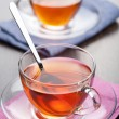 Cups of tea - Stock Photo