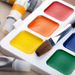Colorful paints — Stock Photo #4832071