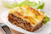 Lasagne bolognese — Stockfoto