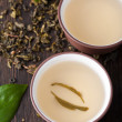 Green tea — Stock Photo #4989557