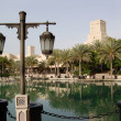Madinat Jumeirah. — Stock Photo