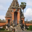 Stockfoto: Traditional architecture of temples of Bali