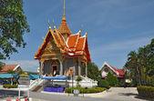 Traditionell arkitektur tempel i thailand — Stockfoto