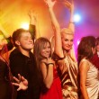 Dancing in the night club — Stock Photo #5310665
