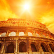 Colosseum (Rome, Italy) - Foto de Stock  