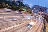 Hızlı taşıma arabaları — Stok fotoğraf