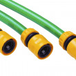 Hoses for watering — Stock Photo
