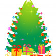 Christmas tree — Stock Photo #4462307