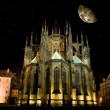 Saint Vitus' Cathedral in Prague - Stock Photo