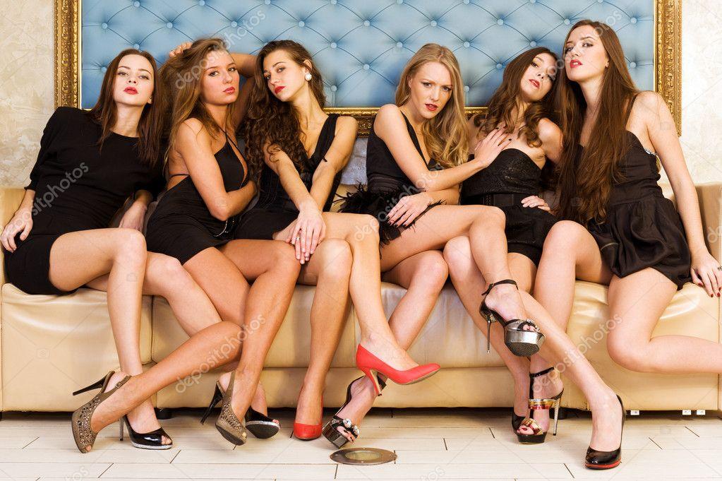 Фото групповое девушек 67438 фотография