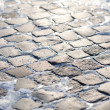 Stone block paving — Stock Photo #5118907