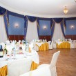 Banquet hall — Stock Photo #5349804