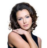 Portrait of a beautiful adult sexy woman — Stock Photo