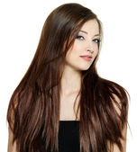 Beauty of long hair — Stock Photo
