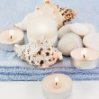 Spa objects to relax — Stock Photo