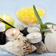 Spa objects to relax — Stock Photo #4613945