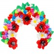 Ukrainian wreath - Stock Photo