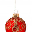 Christmas bauble — 图库照片