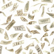 Royalty-Free Stock Photo: Money background