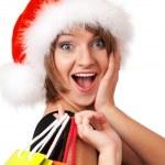 Christmas girl — Stock Photo #4390311