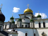 New Jerusalem monastery - Russia — Stock Photo