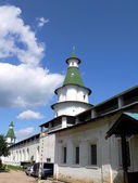 Tower in New Jerusalem monastery - Russia — Stock Photo