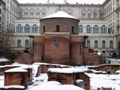 Church of Saint George, Sofia — Stock Photo