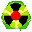 Nuclear icon — Stock Photo #5208148