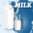 Royalty-Free Stock Imagen vectorial: Milk