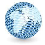 Globe — Stock Vector #4255157