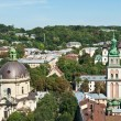 Lviv city — Stock Photo