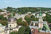 Lviv city — Stock Photo