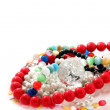 Royalty-Free Stock Photo: Arts and Crafts multi-colored Beads