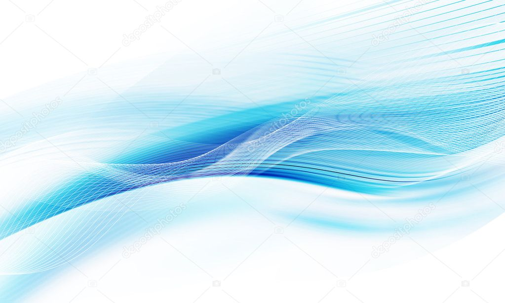 Abstract Blue Clean Background copyspace — Stock Photo #4951656