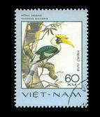 Estampilla vietnamita — Foto de Stock